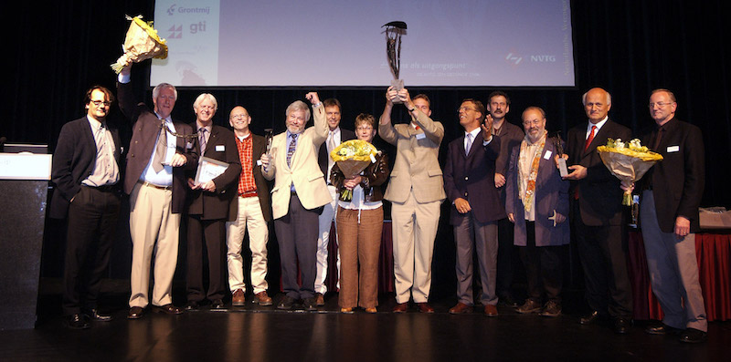 NVTG - Bouwcongres met awarduitreiking